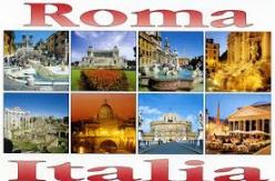 Carte postale Rome
