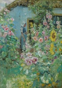 Paul Rink- Summer garden