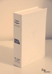 Zadig et Voltaire livre