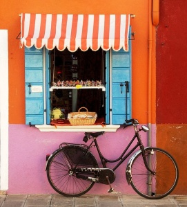 Couleurs Burano Italy