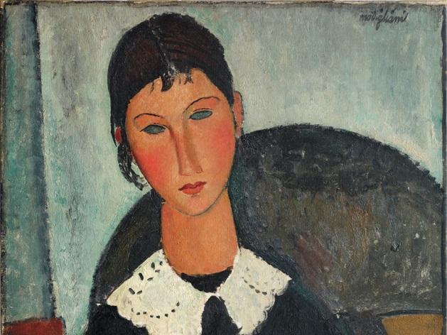 Modigliani expo 1