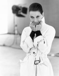 Pluie Audrey Hepburn