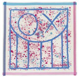 Imprimé Louis Vuitton- foulars d'artistes