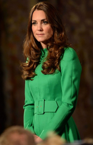 Kate Middleton - Catherine Walker