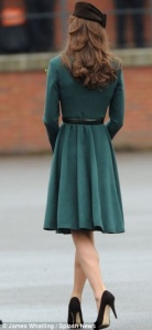 Kate Middleton Hobbs Coat