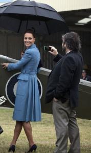 Kate Middleton - Jenny Packham