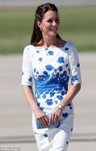 Kate Middleton - L.K.Bennett