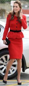 Kate Middleton - Luisa Spagnoli