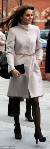 Kate Middleton - Max Mara