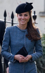 Kate Middleton Missoni