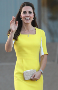 Kate Middleton - Roksanda Illincic 2