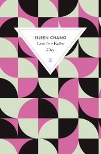 Livre Eileen Chang 1