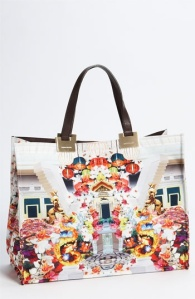 Mary Katrantzou sac longchamps