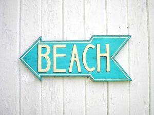 Panneau beach etsy