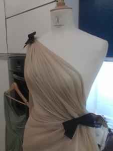 Vassilis drapé