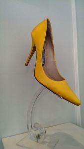 Vassilis escarpin jaune