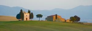 Affiche Toscane