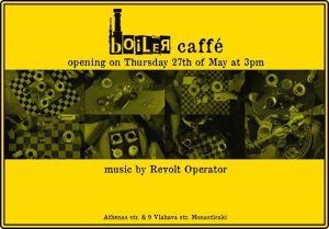 Boiler caffé
