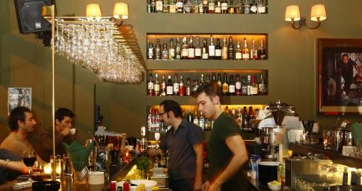 Brunch Nixon Bar 2