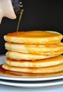 Brunch pancake