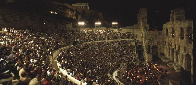 Epidaure ODEON_OF_ HERODES_ ATTICUS_3 ©HARIS BILIOS