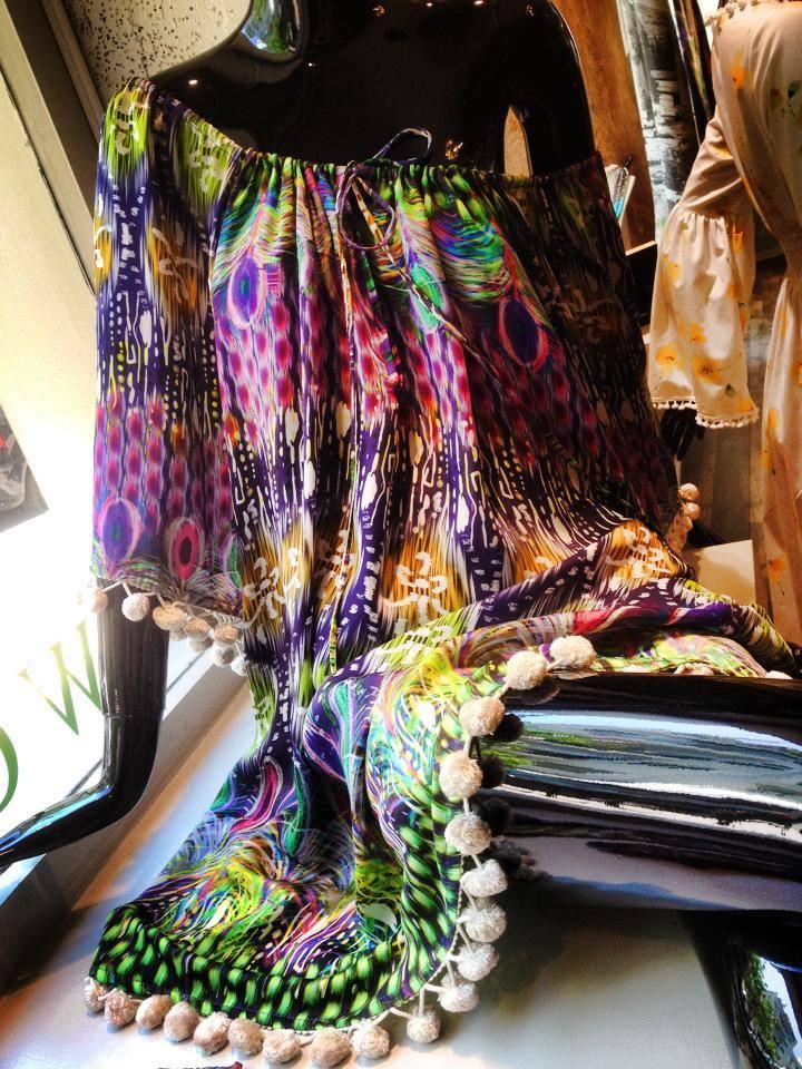 Maxi Dress - Boho by Christianna Verouka