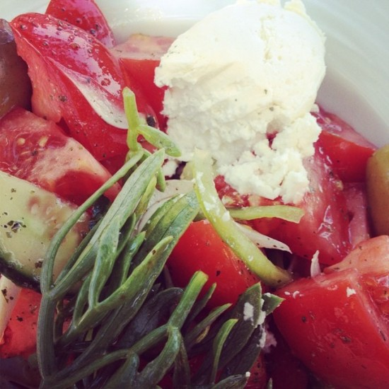 Antiparos Salade grecque