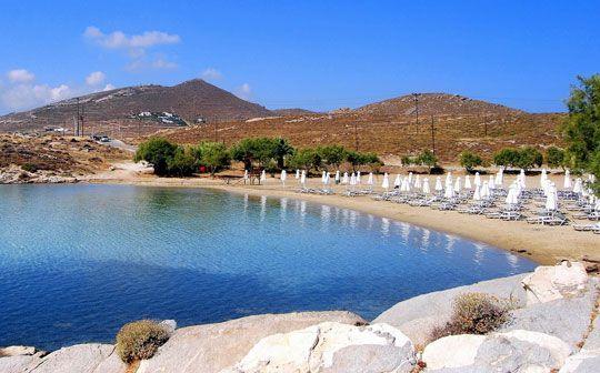 Paros Monastiri beach