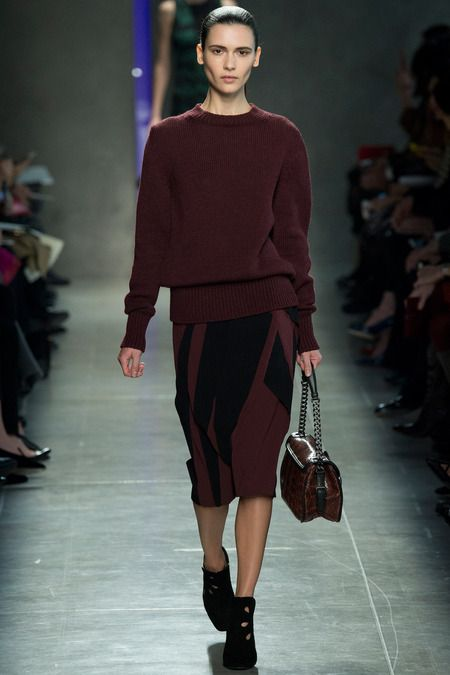 Bordeaux Bottega Veneta