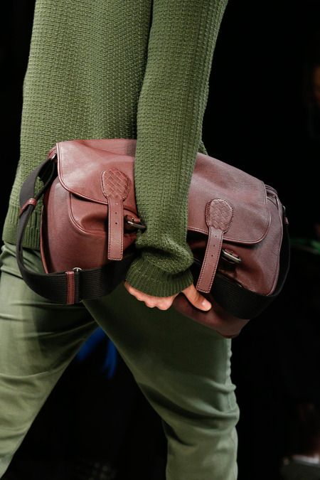 Kaki Bottega veneta Fall14