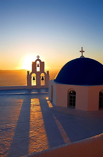 Santorin Sunset
