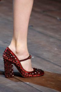Shoes Dolce Gabbana Fall 14