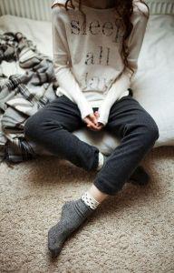 Pyjama du dimanche