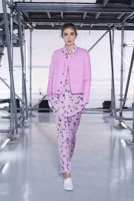 Pyjama Sonia Rykiel SS15