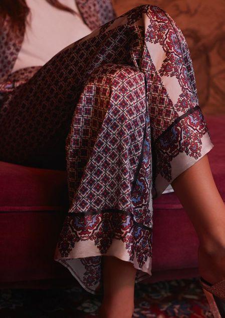 Pyjama de Soie @Topshop