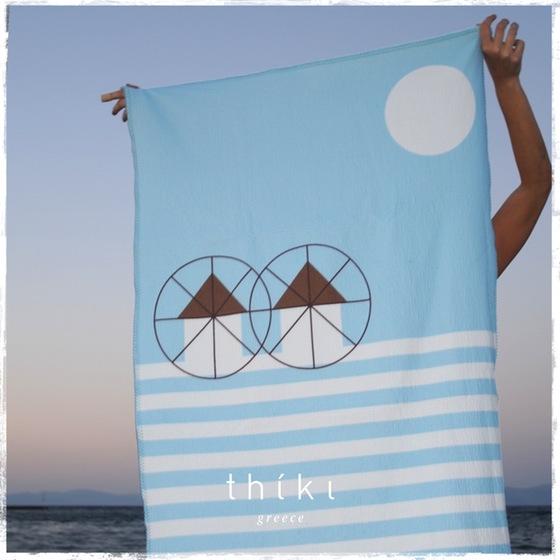 Thiki towels