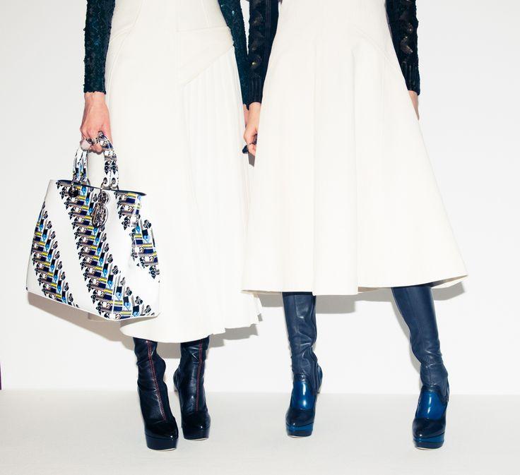 N&B Dior FW 2015-16