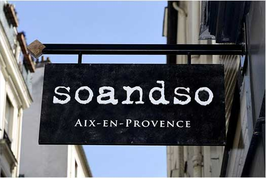 panneau So and So