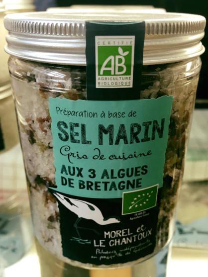 Sel Marin- Maison Belleguic