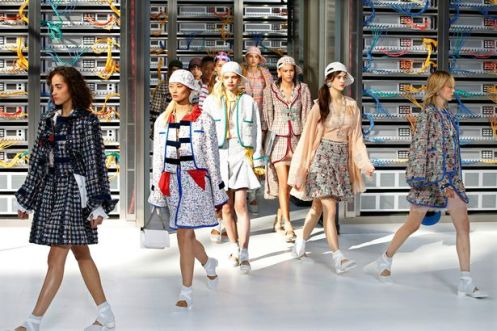 Défilé Chanel - Collection Printemps 2017