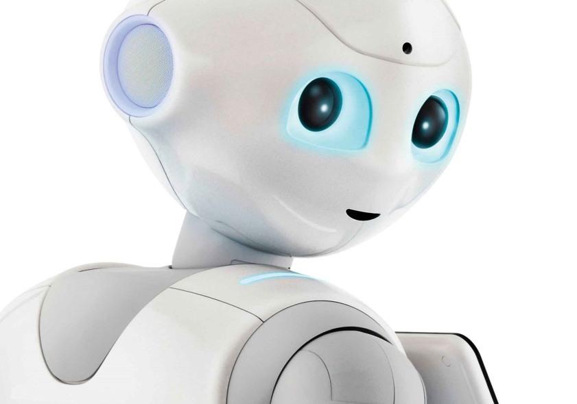 Robot Pepper - Softbank/Aldebaran