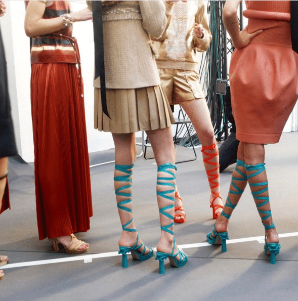Chanel Cruise 17:18 Spartiates - Journal du Luxe