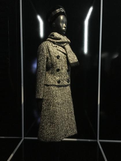Collection Charme - Tailleur en tweed «Gamin» par Marc Bohan pour Dior (1961)